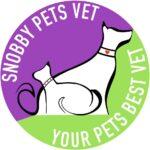Snobby Pets Vet logo
