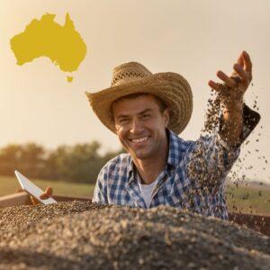 CEN Lupin Pellet Made in Australia